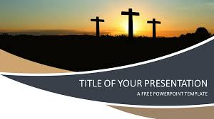 Free Church Powerpoint Backgrounds Religion Powerpoint Template Presentationgo Com