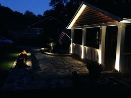 solar lights for brick columns extravagant powered outdoor bronze integrated led warm white landscape decorating ideas