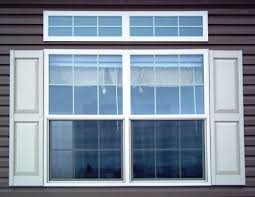 Decorative Transom Windows Ideas - Exterior transom window