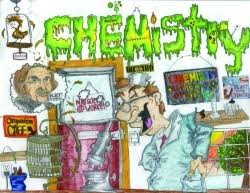 chemistry themed poster competition issue vol  this is chemistry art by elley peart grade 9 desert oasis high school