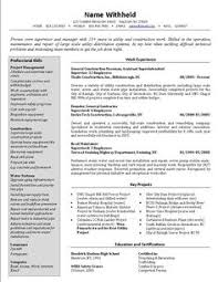 20 best resume formats for experienced resume template ideas job specific resume templates