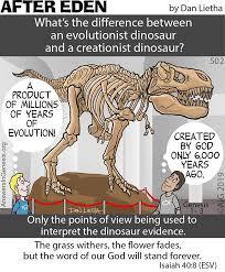 After Eden: <b>Dinosaur Thinking</b> Find more... - Dan Lietha - Cartoonist ...