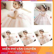 Váy Trẻ Em Công Chúa Evelyn Shop Thời Trang Cho Bé Gái 0-9 Tuổi Mặc Dự Tiệc  Sinh Nhật giá cạnh tranh