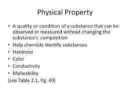 malleability chemistry. 4 physical malleability chemistry