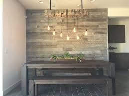 planks wood panel accent wall