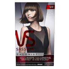 Amazon Com Vidal Sassoon Salonist Hair