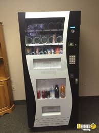 Buy Used Snack Vending Machines Gorgeous Used Genesis GO48 Snack And Soda Vending Machine Combo Vending