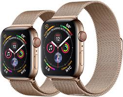 apple watch series 4 pictures official