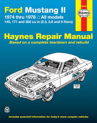 ford mustang ii cylinder v v repair enlarge ford mustang