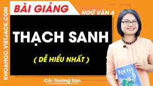 Tóm tắt truyện cổ tích Thạch Sanh