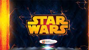 star wars template star wars powerpoint template on behance