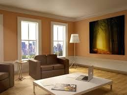 most popular living room furniture. Most Popular Living Room Furniture Gives A Feeling Of Space With Pale Orange Walls G