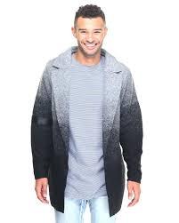 white pea coat mens labs grant wool blend men grey white stuff mens pea coat