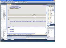 Asp Net Designer Vb Asp Net Design View Not Appearing Stack Overflow