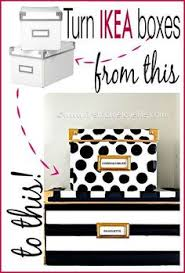 decorative office storage. beautiful decorative kate spade inspired ikea storage boxes on decorative office