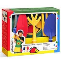 childrens garden tools set. Planto Childrens Gardening Tools Set Of Five Garden A