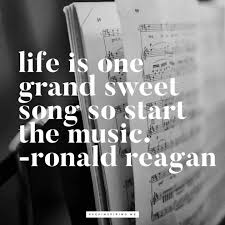 Music, as definition in many aspect, somehow comforts one's feeling. Music Quotes Keep Inspiring Me