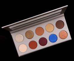 kkw beauty mario 10 pan eyeshadow palette
