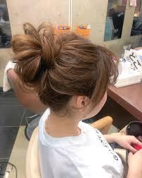 ディズニーのカチューシャに似合う髪型ヘアアレンジ27選ヘアバンドも