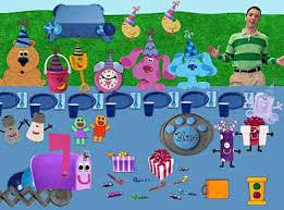 mr salt blues clues. Blue\u0027s Birthday Adventure Mr Salt Blues Clues