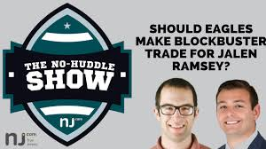 Should Eagles trade for Jalen Ramsey? Thoughts on the possibility ...