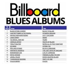 Black Stone Cherry Black To Blues 1 Billboard Blues Album