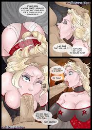 Frozen FrozenParody Complete Transformation page 6 of 8.