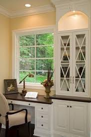 killer home office built cabinet ideas. Love The Built-in Desk And Cabinet · Office SpacesHome Killer Home Built Ideas A