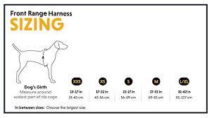 Ruffwear Harness Size Chart Amazon Com Ruffwear Front Range Everyday No Pull Dog