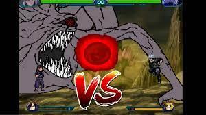 Kakashi Hatake VS Obito Uchiha - Bleach vs Naruto 3.3 (MODDED ...