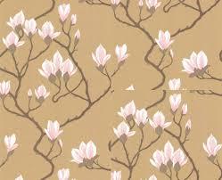 Magnolia Goud Roze 723008 De Mooiste Muren