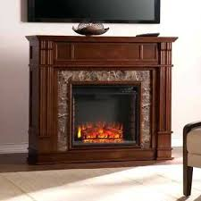 lexington infrared quartz electric fireplace indoors tv stand menards