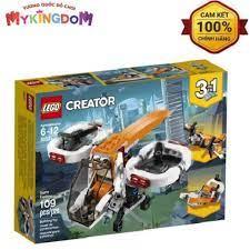 MY KINGDOM - Đồ Chơi Lắp Ráp LEGO Phi Cơ Thám Hiểm Không Người Lái 31071