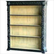 shallow depth bookcase.  Depth Bookcase Depth Shallow Bookshelf Narrow  Chic Intended N