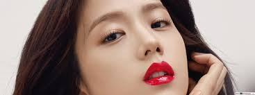 Jisoo from BlackPink HD wallpaper download