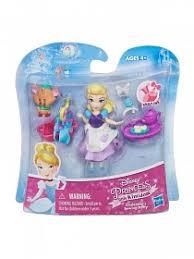 Игровой <b>набор</b> - <b>Маленькая кукла</b> Принцесса и ее друг, в ...