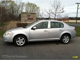 2008 Chevrolet Cobalt LT Sedan in Ultra Silver Metallic - 160801 ...