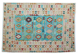 modern kilim traditional design
