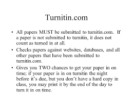 writing essays heading top left corner of the page your  4 turnitin com