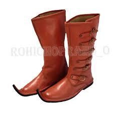 details about leather boots re enactment renaissance pirate shoes men s long boot