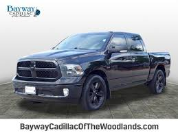 2018 Ram 1500 for sale in The Woodlands - 1C6RR6LT0JS147423 - Bayway Cadillac of The Woodlands