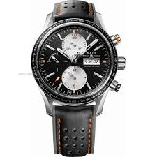 men s ball fireman storm chaser pro automatic chronograph watch mens ball fireman storm chaser pro automatic chronograph watch cm3090c l1j bk