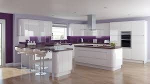 For Kitchen Colours Chippendale Solo Gloss White 4homes