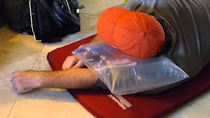 Backpack Pillow 30 Outdoor Travel Hacks To Turn You Into A Backpacking Badass