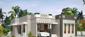 Small Picture 2 Bedroom Single Storey Budget House Kerala Home Design 1 Floor