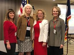 Club Delegates President Heidi Gross,... - CCRW - Campbell County  Republican Women | Facebook