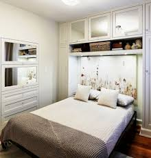 Small Double Bedroom Designs Vintage Bedroom Decorating Concept Mixed With Modern Elements