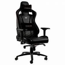 <b>Noblechairs</b> EPIC Black/Gold — купить <b>игровое кресло</b> по низкой ...