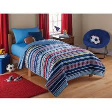 bedding toddler boy bedding singular photo design laura hart kids classic sports piece quilt set
