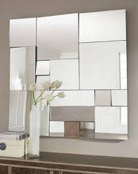 7 diy modern and minimal mirror for laconic home d cor shelterness